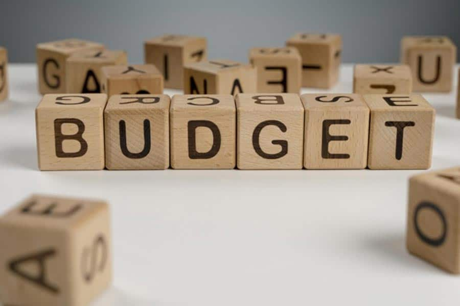 Budget cahier des charges