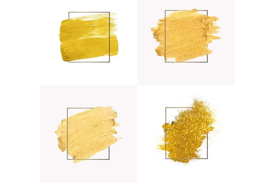 Nuances de jaune